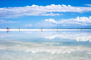 兰州到茶卡盐湖、青海湖、塔尔寺三日游