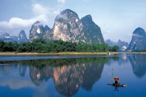 兰州到桂林双飞5日游