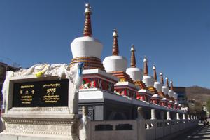 兰州到西宁塔尔寺一日游